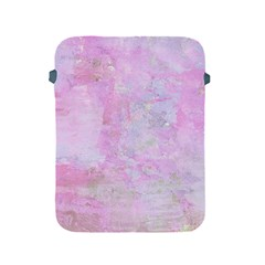 Soft Pink Watercolor Art Apple Ipad 2/3/4 Protective Soft Cases