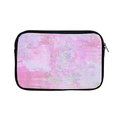 Soft Pink Watercolor Art Apple Ipad Mini Zipper Cases