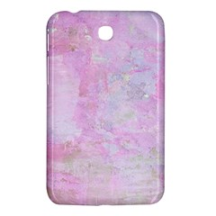 Soft Pink Watercolor Art Samsung Galaxy Tab 3 (7 ) P3200 Hardshell Case  by yoursparklingshop
