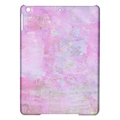 Soft Pink Watercolor Art Ipad Air Hardshell Cases