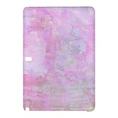 Soft Pink Watercolor Art Samsung Galaxy Tab Pro 12 2 Hardshell Case