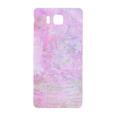 Soft Pink Watercolor Art Samsung Galaxy Alpha Hardshell Back Case