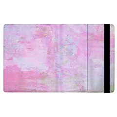 Soft Pink Watercolor Art Apple Ipad Pro 12 9   Flip Case by yoursparklingshop