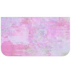 Soft Pink Watercolor Art Lunch Bag