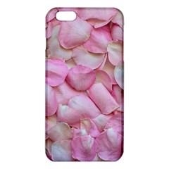 Romantic Pink Rose Petals Floral  Iphone 6 Plus/6s Plus Tpu Case
