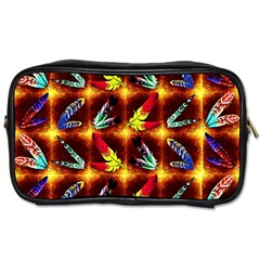Feathers Toiletries Bags
