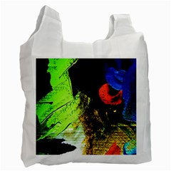 I Wonder 1 Recycle Bag (one Side)