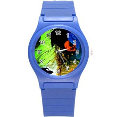 I Wonder 1 Round Plastic Sport Watch (s)