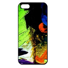 I Wonder 1 Apple Iphone 5 Seamless Case (black)