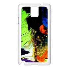 I Wonder 1 Samsung Galaxy Note 3 N9005 Case (white)