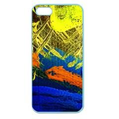 I Wonder 2 Apple Seamless Iphone 5 Case (color)