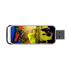 I Wonder 3 Portable Usb Flash (two Sides)