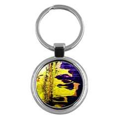 I Wonder 4 Key Chains (round)