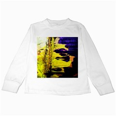 I Wonder 4 Kids Long Sleeve T Shirts