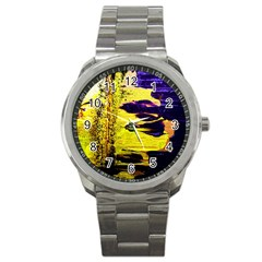 I Wonder 4 Sport Metal Watch