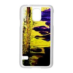 I Wonder 4 Samsung Galaxy S5 Case (white)