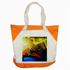 I Wonder 5 Accent Tote Bag