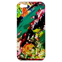 Tulips First Sprouts 2 Apple Iphone 5 Hardshell Case