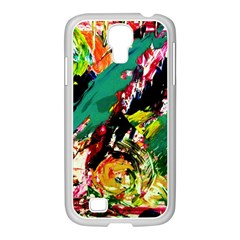 Tulips First Sprouts 2 Samsung Galaxy S4 I9500/ I9505 Case (white)