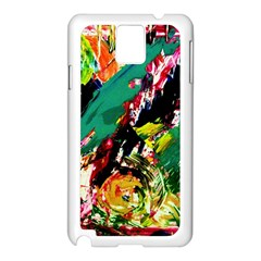 Tulips First Sprouts 2 Samsung Galaxy Note 3 N9005 Case (white)