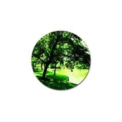 Lake Park 17 Golf Ball Marker (10 Pack)