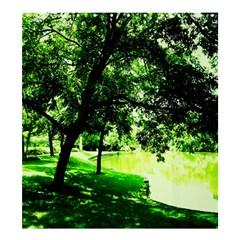 Lake Park 17 Shower Curtain 66  X 72  (large)