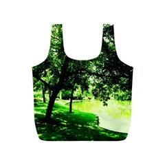 Lake Park 17 Full Print Recycle Bags (s)  by bestdesignintheworld