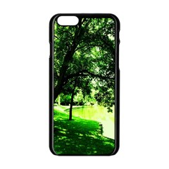 Lake Park 17 Apple Iphone 6/6s Black Enamel Case