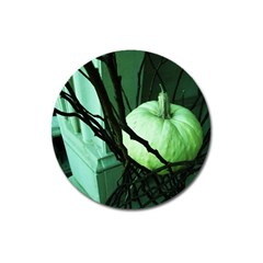 Pumpkin 7 Magnet 3  (round) by bestdesignintheworld