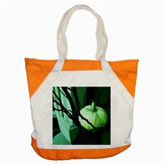 Pumpkin 7 Accent Tote Bag by bestdesignintheworld