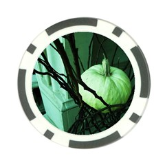 Pumpkin 7 Poker Chip Card Guard