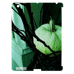 Pumpkin 7 Apple Ipad 3/4 Hardshell Case (compatible With Smart Cover)