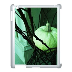 Pumpkin 7 Apple Ipad 3/4 Case (white)