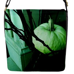 Pumpkin 7 Flap Messenger Bag (s)