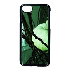 Pumpkin 7 Apple Iphone 8 Seamless Case (black)