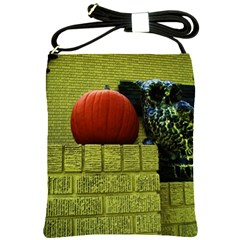 Pumpkins 10 Shoulder Sling Bags