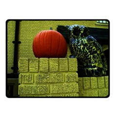Pumpkins 10 Fleece Blanket (small)