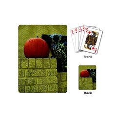 Pumpkins 10 Playing Cards (mini)
