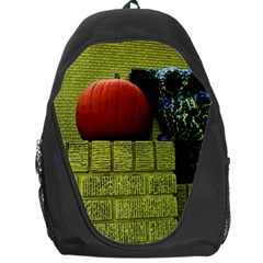 Pumpkins 10 Backpack Bag
