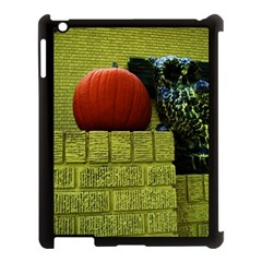 Pumpkins 10 Apple Ipad 3/4 Case (black)
