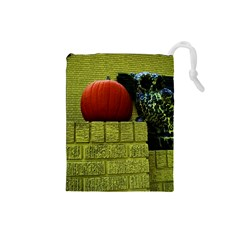 Pumpkins 10 Drawstring Pouches (small)