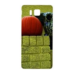 Pumpkins 10 Samsung Galaxy Alpha Hardshell Back Case