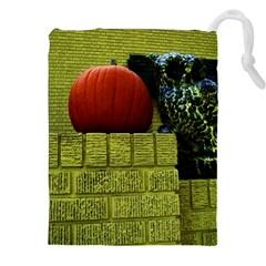 Pumpkins 10 Drawstring Pouches (xxl)