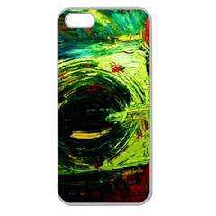 Abandoned Mine 3 Apple Seamless Iphone 5 Case (clear)