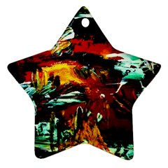 Grand Canyon Sunset Ornament (star)