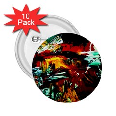 Grand Canyon Sunset 2 25  Buttons (10 Pack)
