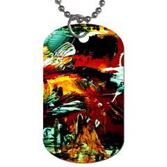 Grand Canyon Sunset Dog Tag (one Side)