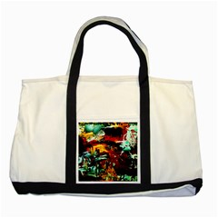 Grand Canyon Sunset Two Tone Tote Bag