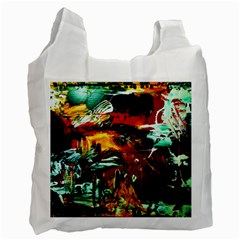 Grand Canyon Sunset Recycle Bag (one Side)