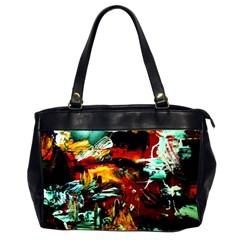 Grand Canyon Sunset Office Handbags (2 Sides)